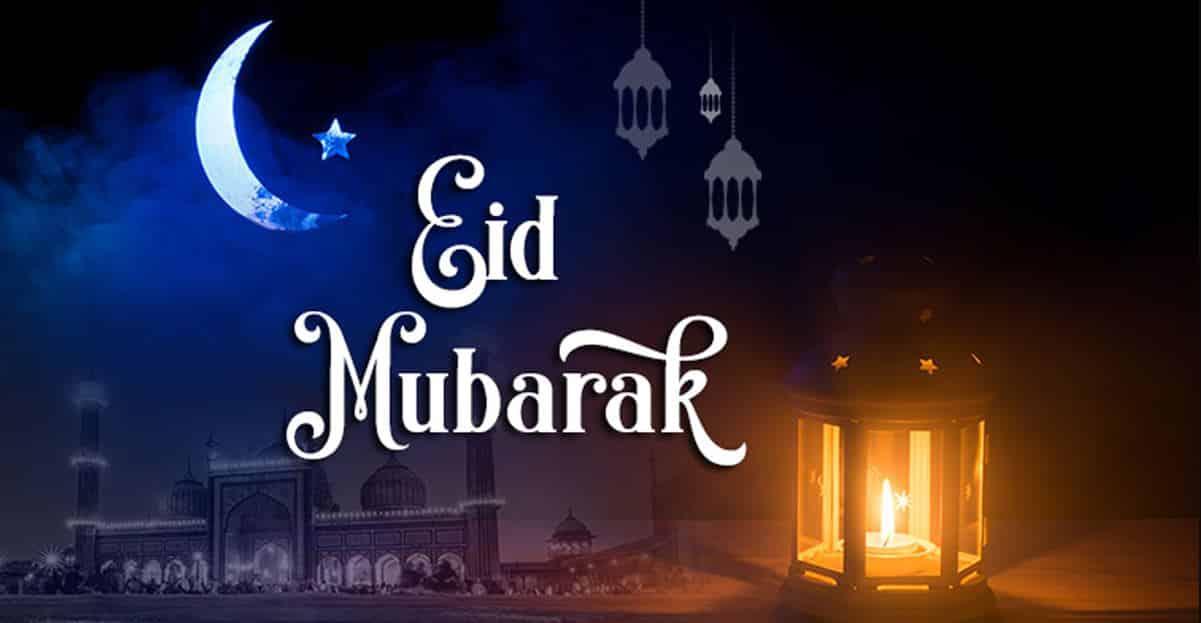 Eid Mubarak Captions